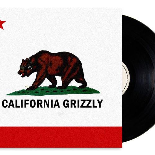 Album Cover Artwork for California Grizzly