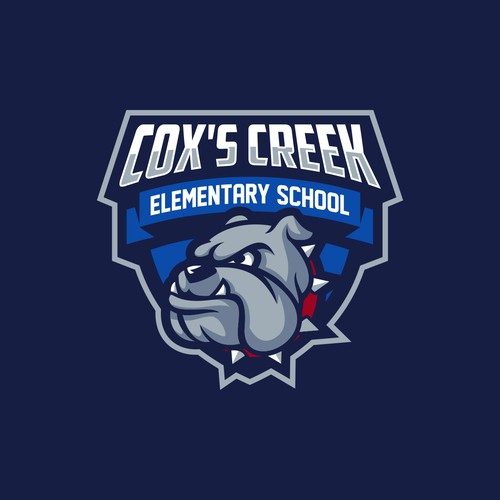 Logo for Cox's creek Elementary school