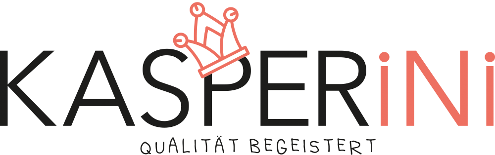 Create a playful but minimalistic logo for toy retailer Kasperini