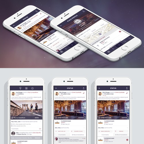 New Place-based Social Networking App