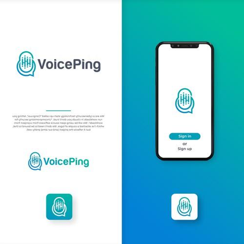Voice Ping Logo