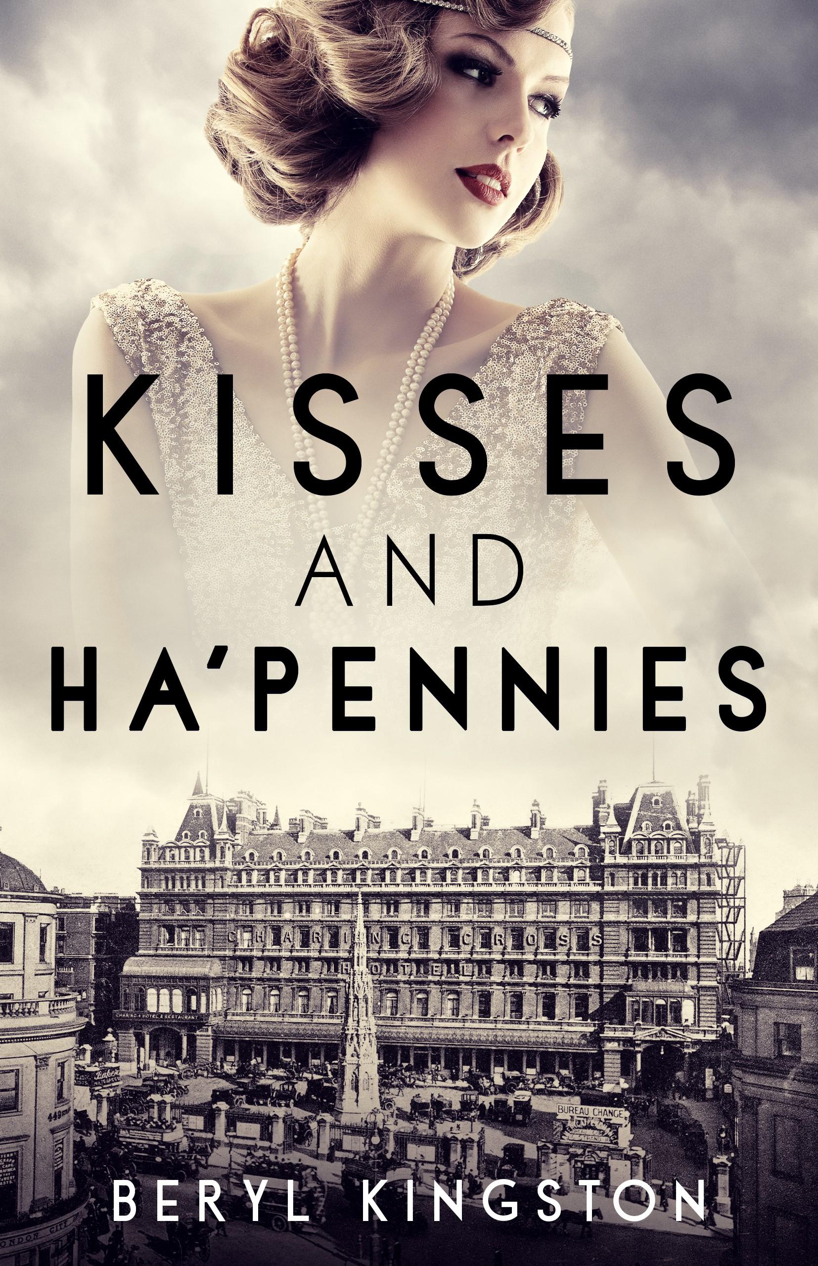 Kisses and Ha'Pennies eBook Cover