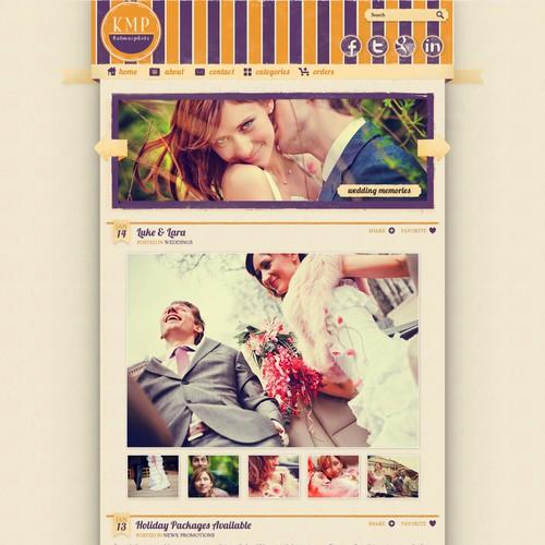 KatMacPhoto web design