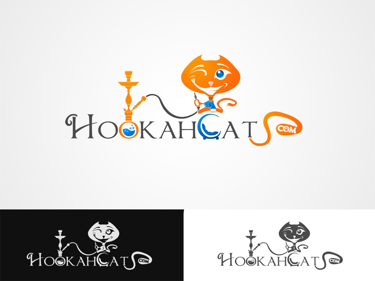 Cartoonists, Anime lovers, Mascott lovers, please help us, bring your creativity and help create a logo for HookahCat