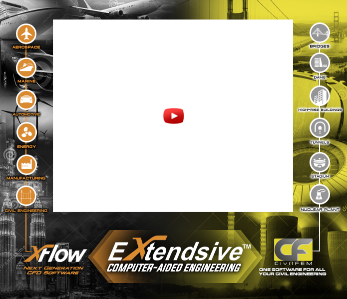 Design a tradeshow booth for Extendsive, Inc.