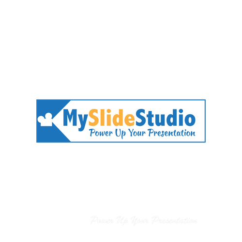 Logo design for MySlide Studio