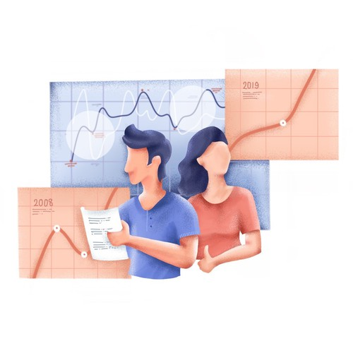Finance-Data Science Illustration