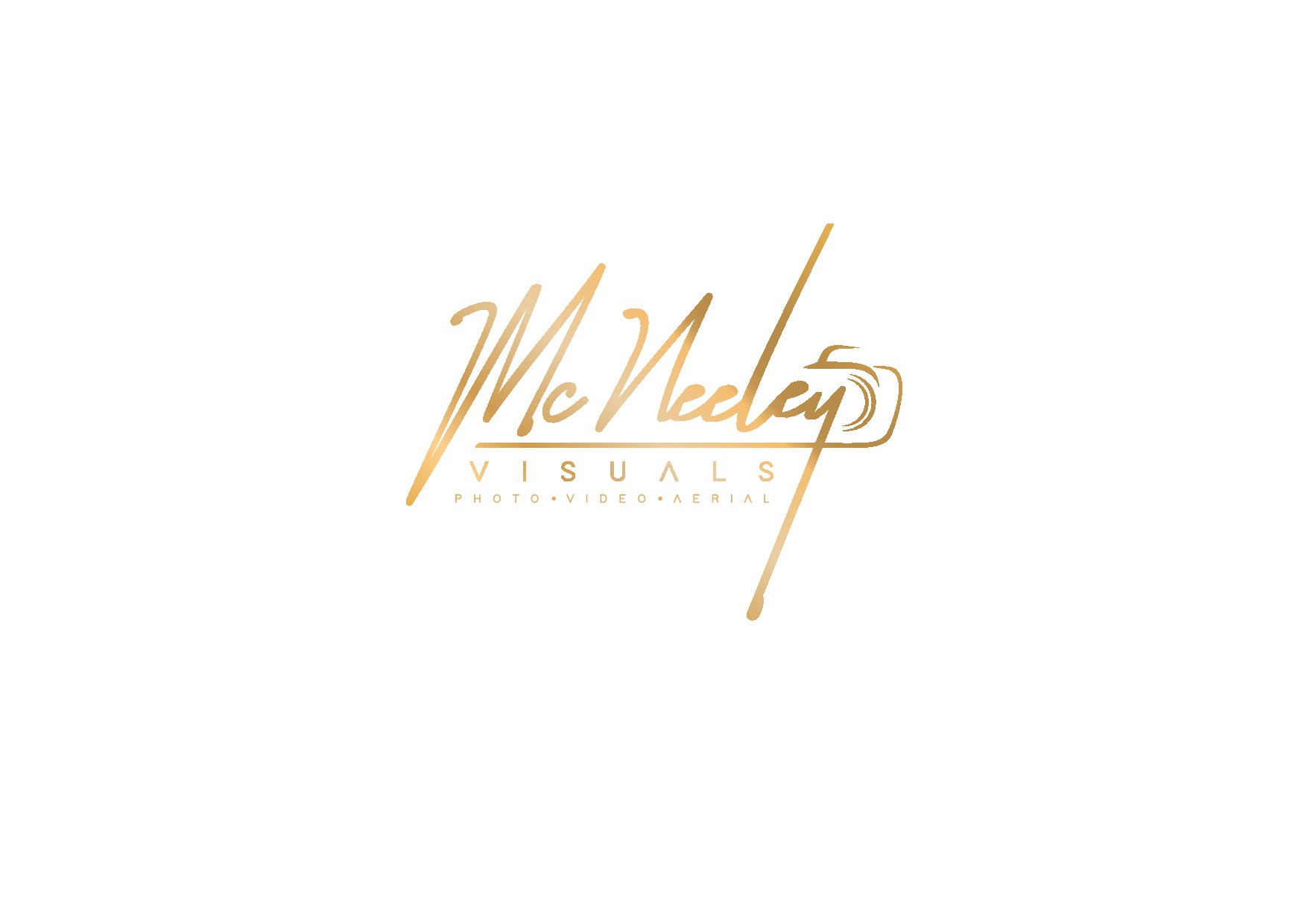 Need minimalist logo for luxurious photo/video brand