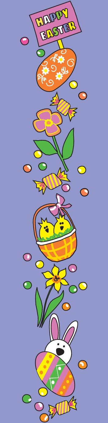 Create a Novelty Suspender Design for Easter!
