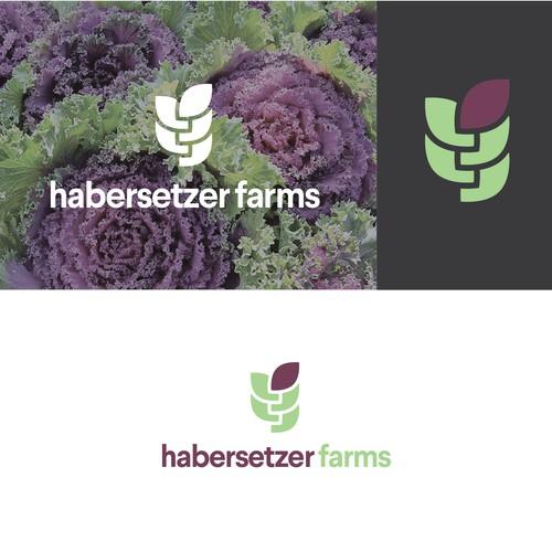 Modern & memorable logo for a vertical farm