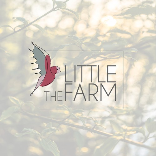Abstract Logo Concept for Farm House