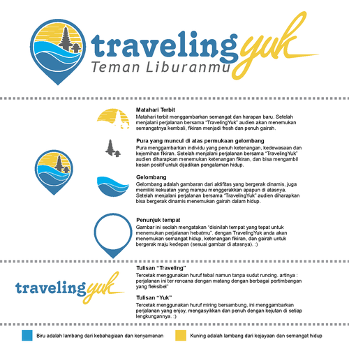 "Logo for ""travelingyuk.com"""