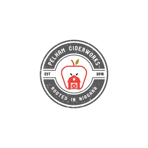Logo design entry for Pelham Ciderworks
