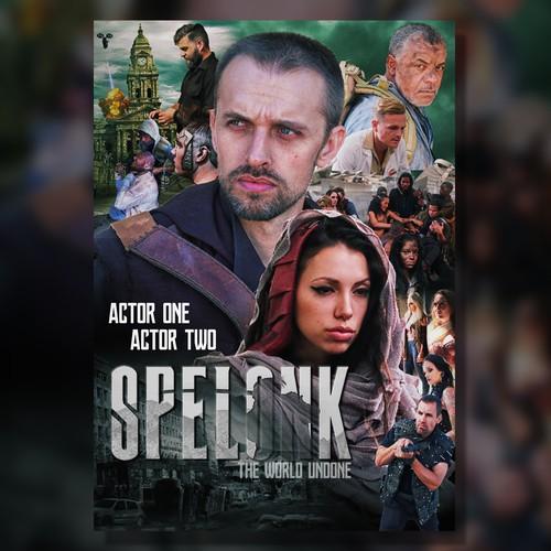 Spelonk Poster