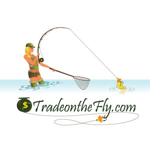 Create the next design for TradeontheFly.com