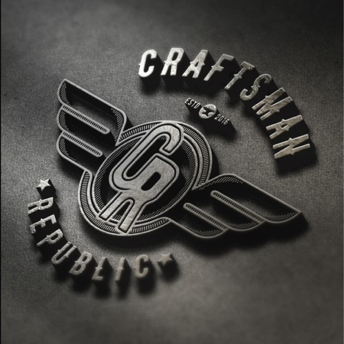 logo for craftsman republic