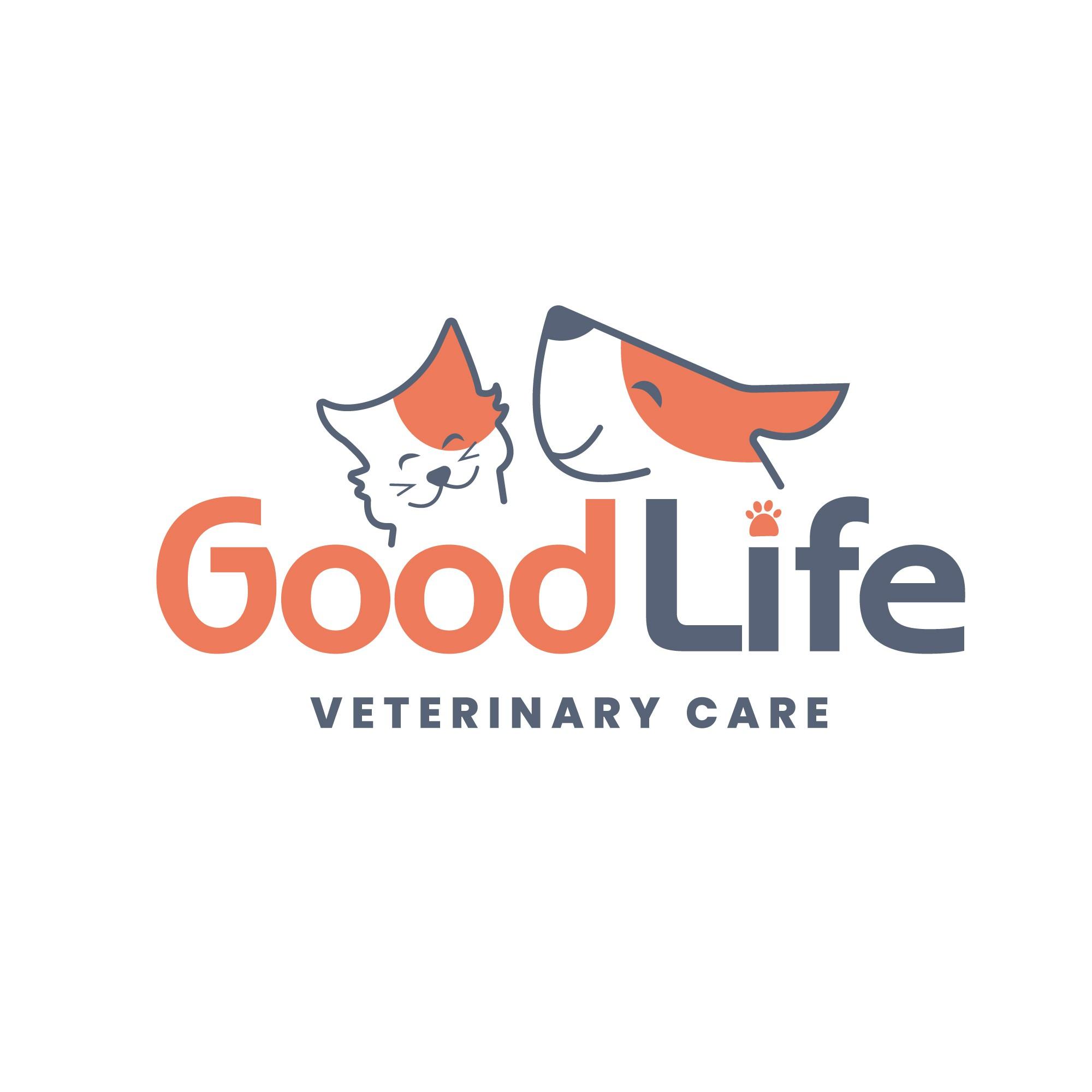 Good Life Veterinary Care needs a great logo!