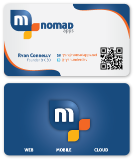 Stationary for Nomad Apps - Crafters of Fine Mobile and Cloud Applications