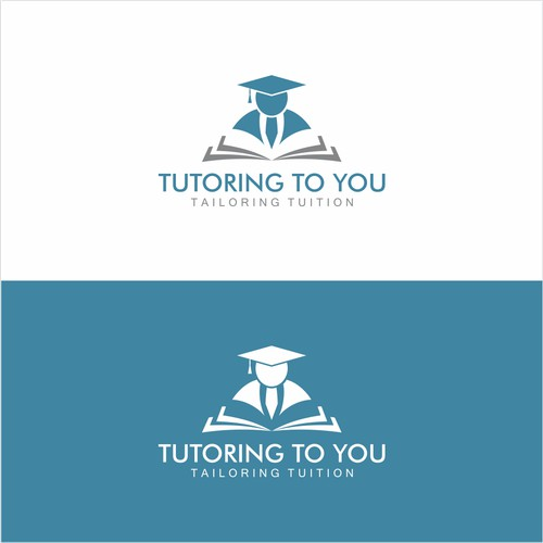 Tutoring To You would love a captivating and enticing logoooo