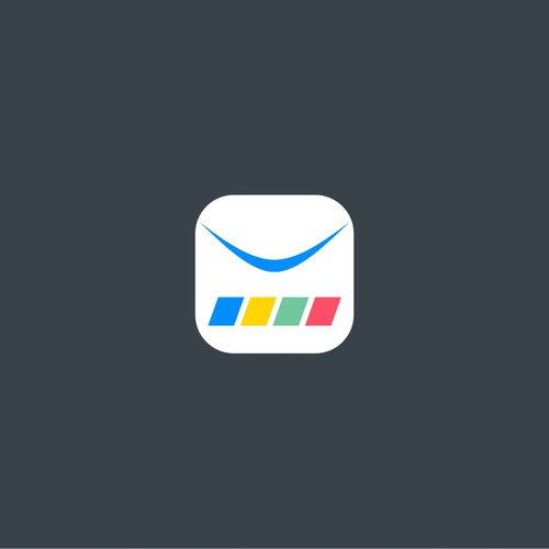 App icon for a new email application
