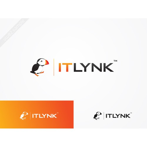 Logo concept for IT LYNK