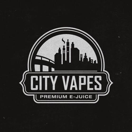 Logo design for premium e-juice