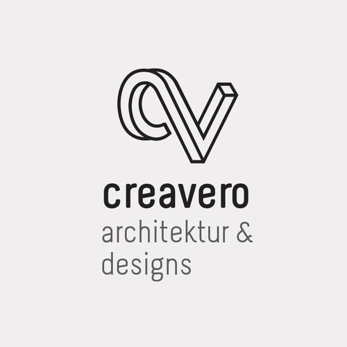 Creavero Architektur & Designs Logo