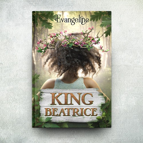 King Beatrice Book Cover