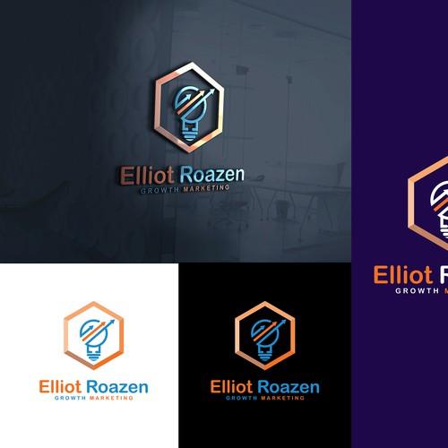 Modern logo design concept