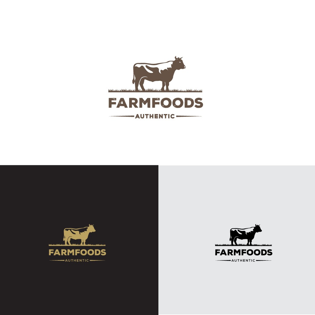 Design a logo for a company that makes buying food personal again!