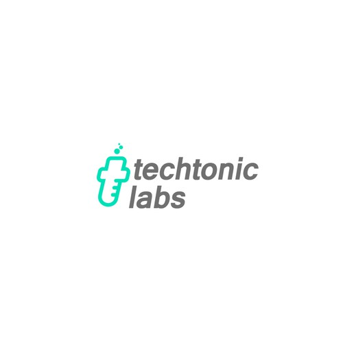 Logo concept for Techtonic labs