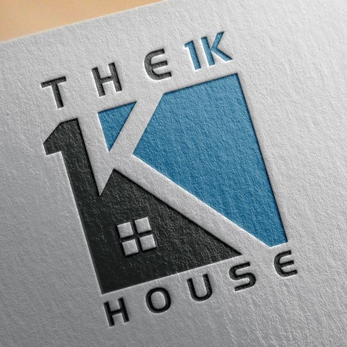 1K House Logo