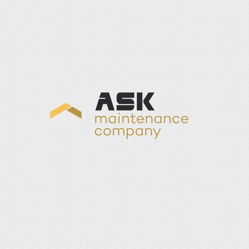 Logo concept for ASK