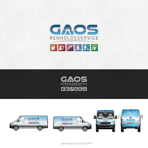 Logo design for GAOS