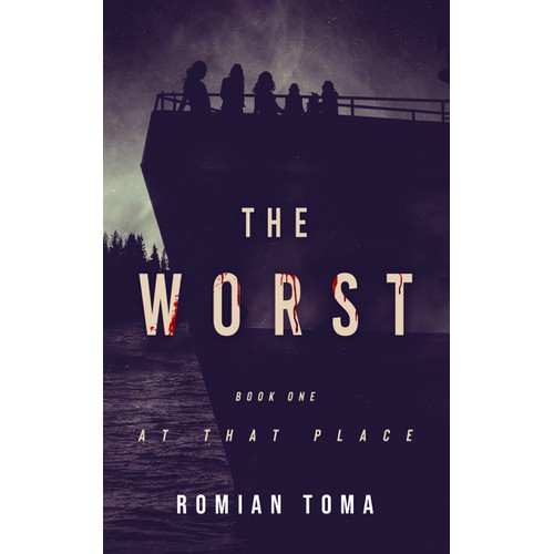 "book cover ""The Worst"""