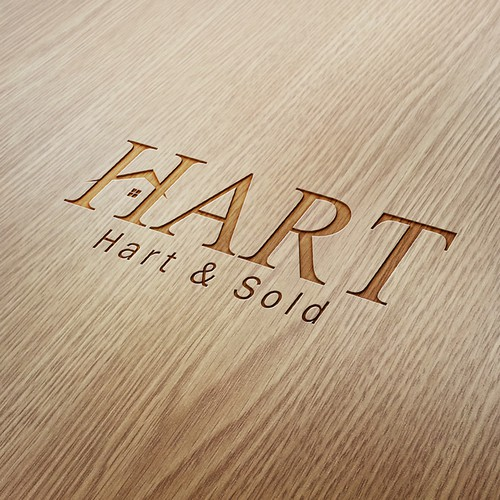 Create a new branding identity for real estate sales for joanie Hart.