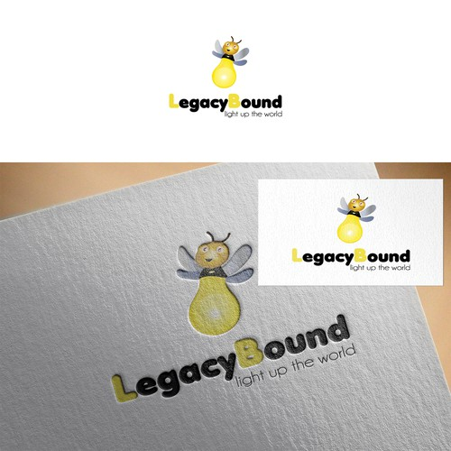 Fun logo for a child education & entrepreneurship programme