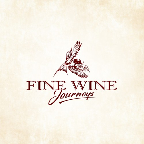 Design concepts for Fine Wine Journeys