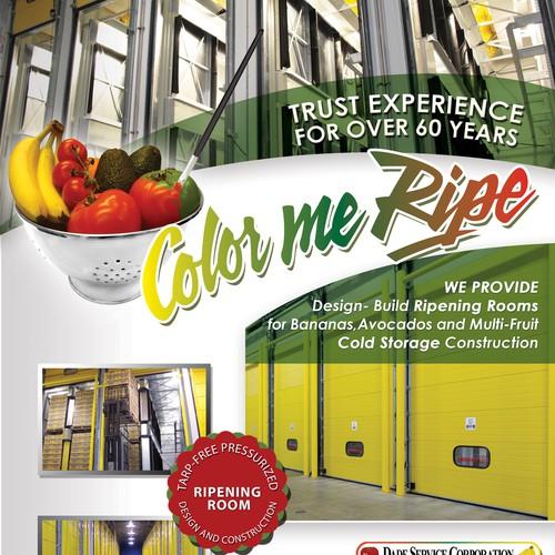 Dade Service Print Ad Design Contest