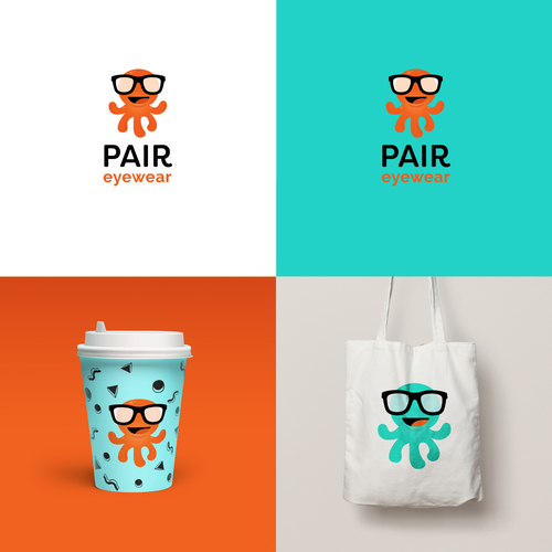 Logo Design for Eyewear Brand for Kids