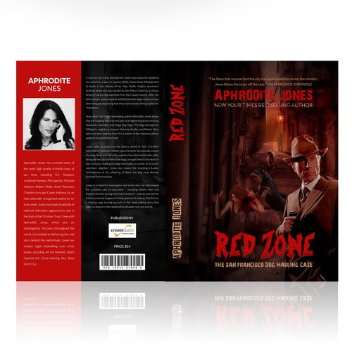Red Zone Book Cover