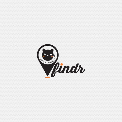 Show Animal Findr Logo