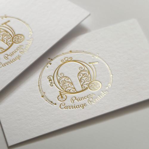Princess Carriage logo design
