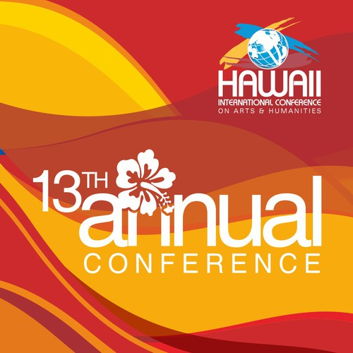 Hawaii Arts & Humanities Conference Program Cover!