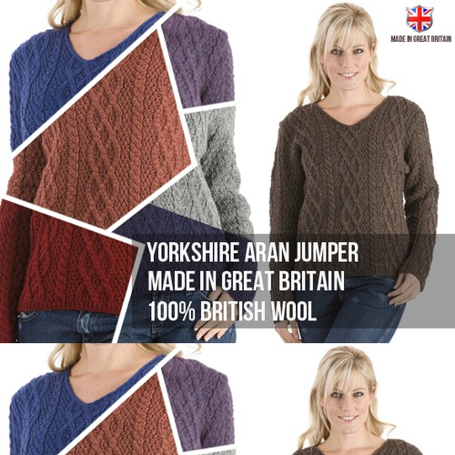 Made in England - British Fashion Brand needs a new MAIN HOMEPAGE PROMO IMAGE
