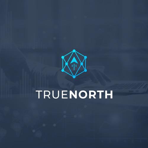 """Design a logo for """"True North"""""""