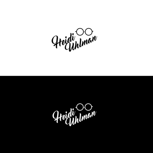 Hand-lettered logo Concept