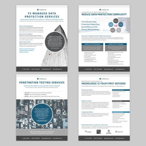 Intelisecure - Sell Sheets