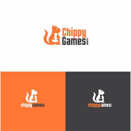 Logo for ChippyGames.com