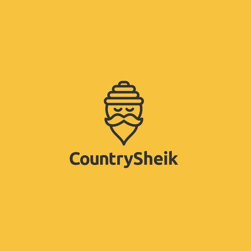Modern Logo for CountrySheik